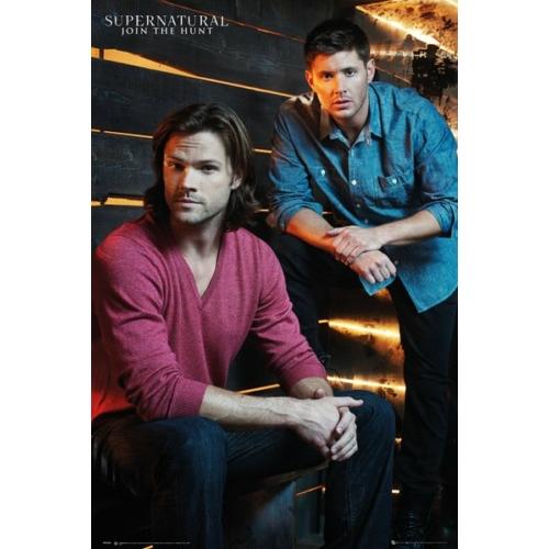 Supernatural - Odaát Brothers poszter FP4698