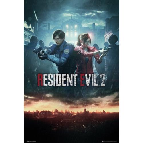 Resident Evil 2 City poszter FP4798
