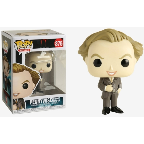 IT Chapter two - Az 2 - Pennywise without make-up POP Vinyl figura