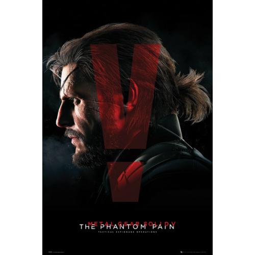 Metal Gear Solid V FP3970 poszter