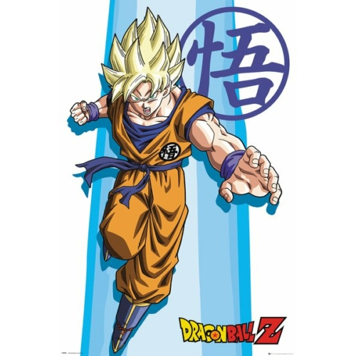 DRAGON BALL Z - Super Saiyan Son Goku poszter FP4093