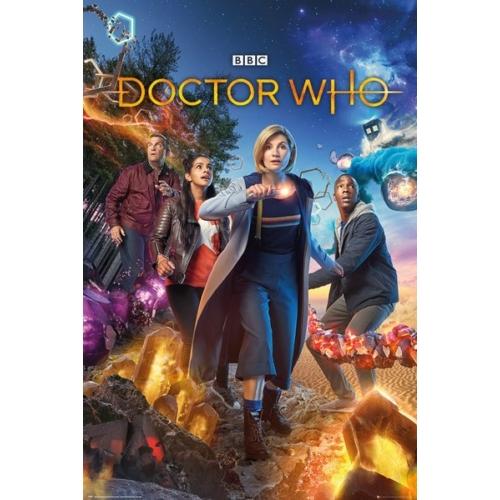Doctor Who - Ki vagy Doki? Group poszter FP4745