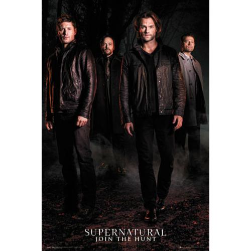 Supernatural Season 12 FP4443 poszter