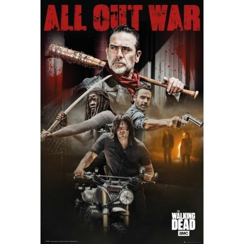 The Walking Dead Season 8 FP4600 poszter