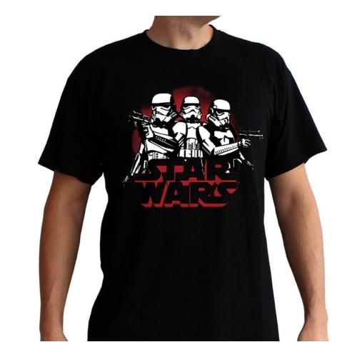 Star Wars - Csillagok Háborúja - Stormtroopers póló