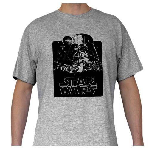 Star Wars - Csillagok Háborúja - Vintage póló