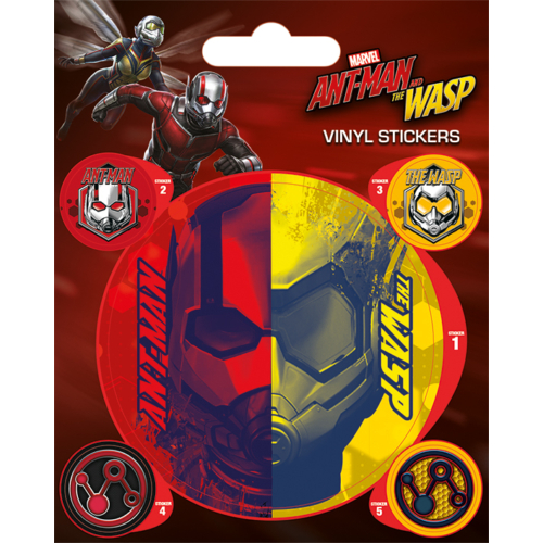 Marvel Comics - Ant-Man and the Wasp matrica