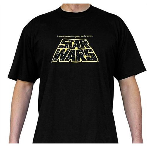 Star Wars - Csillagok Háborúja - A long time ago póló