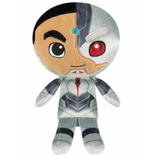 DC Comics - Justice League Cyborg - Az Igazság Ligája plüssfigura