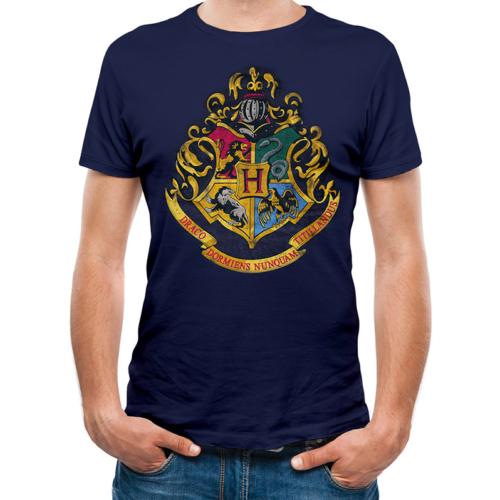 Harry Potter - Hogwarts Roxfort Crest póló