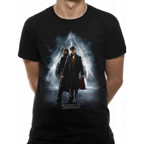 Fantastic Beasts - Legendás Állatok - Crimes of Grindelwald póló