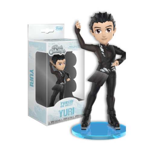 Rock Candy Yuri on Ice!!! Yuri figura 13 cm