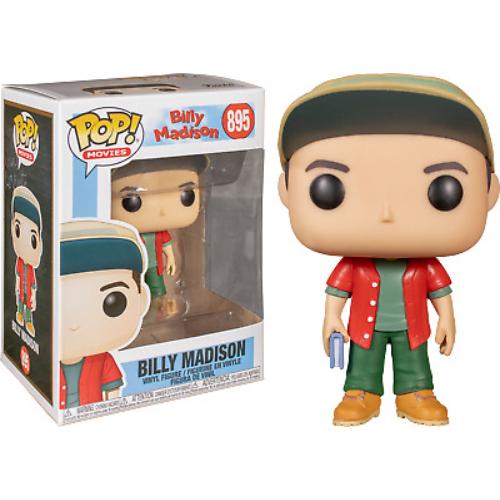 Billy Madison Dilidiák POP Vinyl figura 9 cm