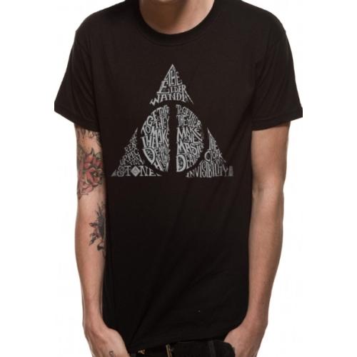 Harry Potter - Deathly Hallows Symbol póló