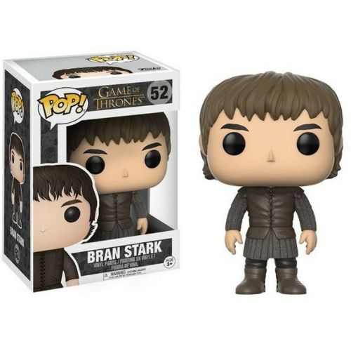 PoP! Game of Thrones Trónok harca Bran Stark POP Vinyl figura (52) 9 cm