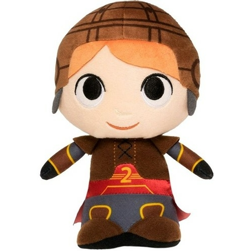 Harry Potter - Quidditch Ron plüssfigura