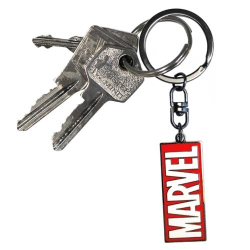 MARVEL Comics logo fém kulcstartó