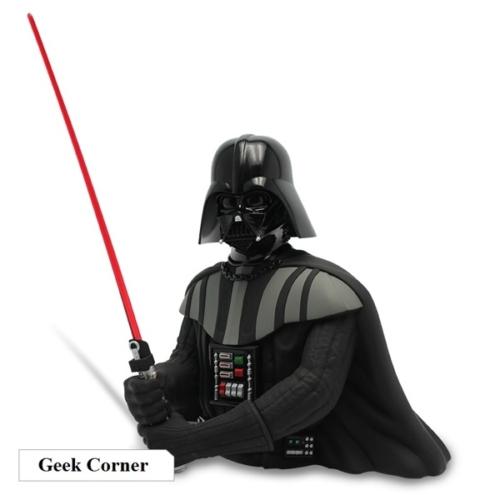 STAR WARS - Csillagok Háborúja Darth Vader persely figura 17 cm