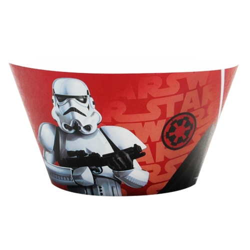 Star Wars Csillagok háborúja Darth Vader Stormtroopers kerámia müzlis tál 460 ml