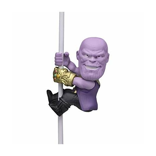 Avengers Infinity War Bosszúállók Végtelen háború Thanos scalers figura 5 cm