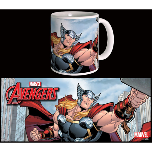 Avengers Bosszúállók Thor bögre 320 ml