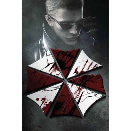 Resident Evil - Umbrella poszter FP4239