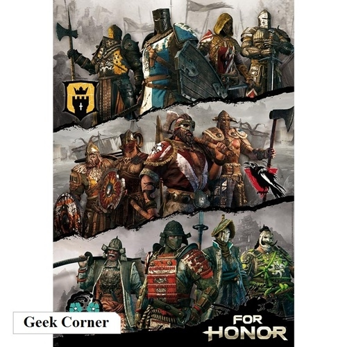 For Honor poszter