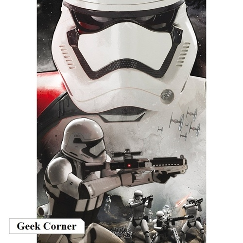 Star Wars - Csillagok Háborúja - The Force Awakens - Az Ébredő Erő - Stormtrooper - Rohamosztagos poszter