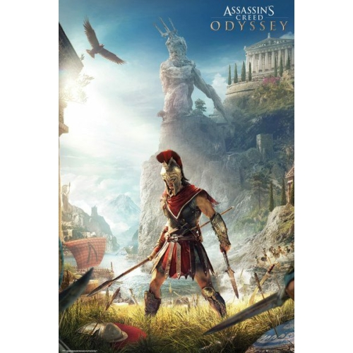ASSASSIN'S CREED Odyssey poszter FP4678