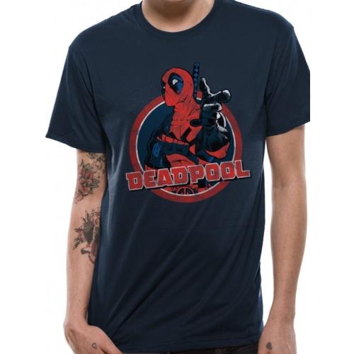 Deadpool - Logo point póló