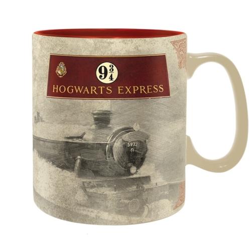 Harry Potter Hogwarts Express -Roxfort Expressz bögre 460 ml