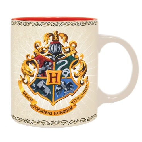 HARRY POTTER Hogwarts Roxfort Házak bögre 320 ml