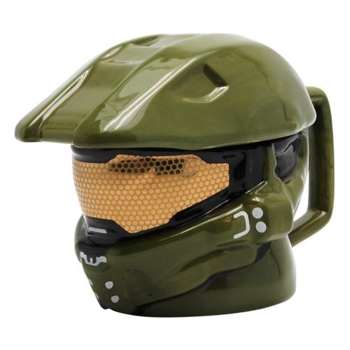 Halo Master Chief 3D bögre 300 ml