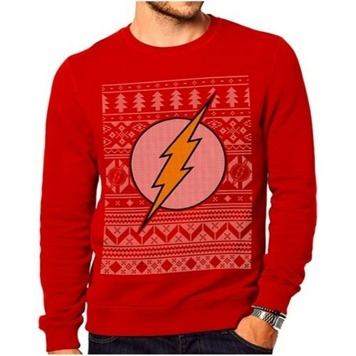 DC Comics - The Flash - A Villám - Christmas pulóver