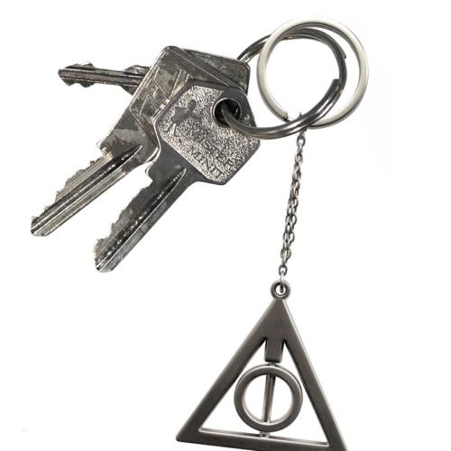 Harry Potter Deathly Hallows - Halál ereklyéi 3D kulcstartó