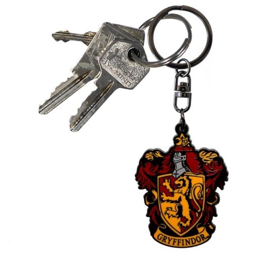 Harry Potter Gryffindor - Griffendél fém kulcstartó