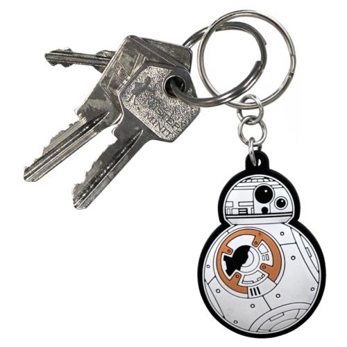 Star Wars - Csillagok Háborúja BB-8 PVC kulcstartó