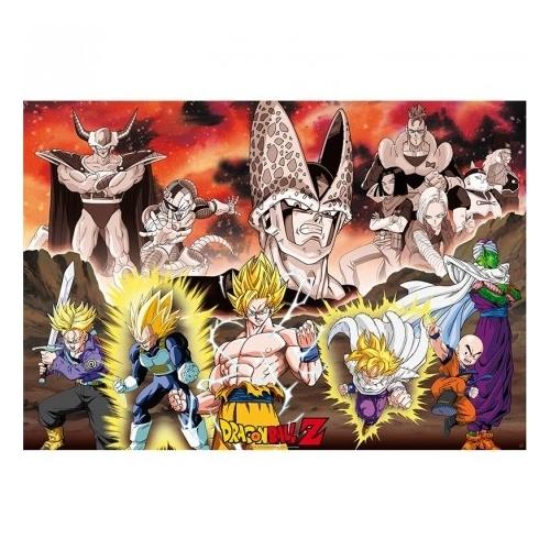 Dragon Ball Z Group poszter