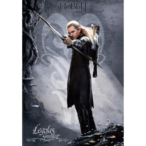 The Hobbit: The Desolation of Smaug - A Hobbit: Smaug pusztasága - Legolas poszter