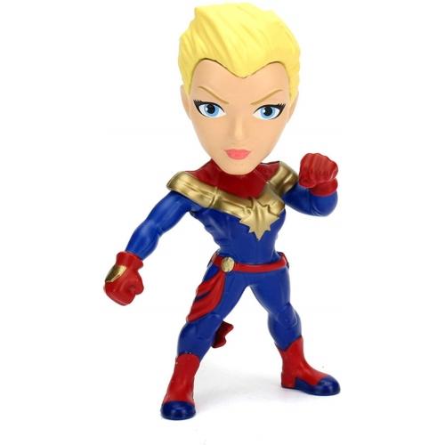 Captain Marvel - Marvel Kapitány Die Cast figura