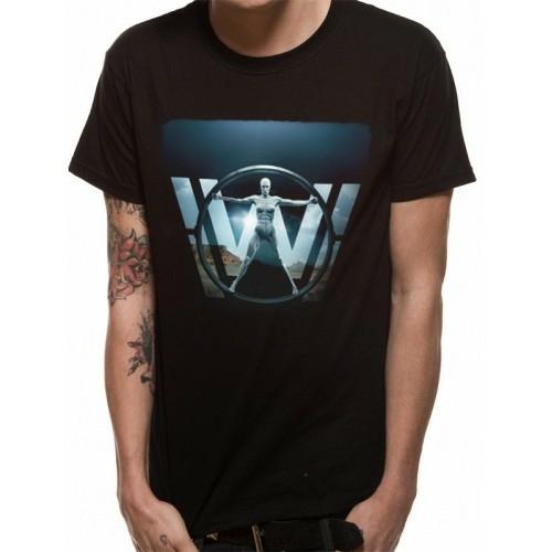 Westworld - Vetruvian Woman póló XXL
