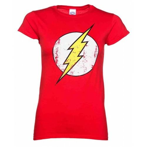 The Flash Logo - A Villám női póló