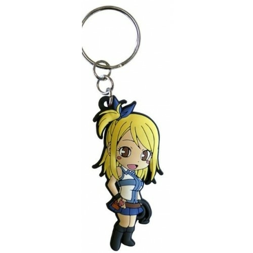 Fairy Tail Lucy PVC kulcstartó