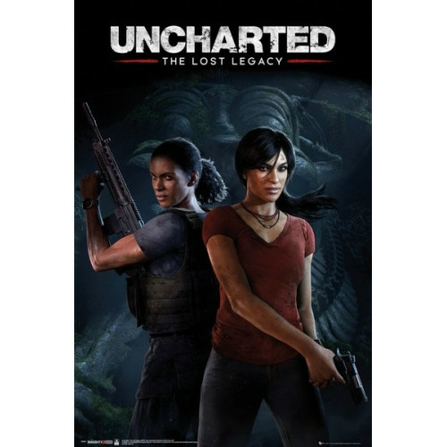 Uncharted The Lost Legacy poszter FP4519