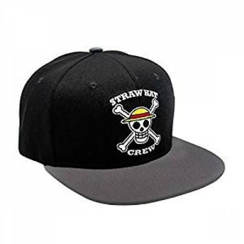 One Piece Straw Hat Crew állítható sapka