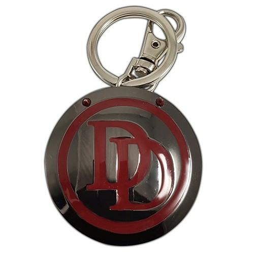 Daredevil logo fém kulcstartó