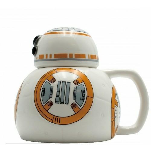 Star Wars Csillagok háborúja BB-8 3D bögre 350 ml