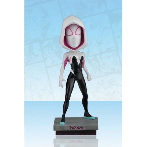 Marvel Universe Spider-Gwen HeadKnockers bólogató figura 20 cm