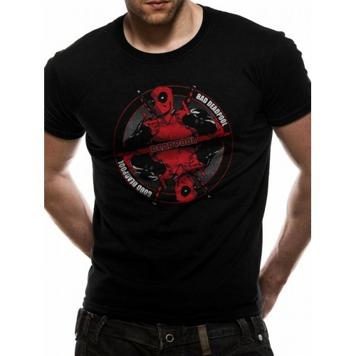 Deadpool - Good and Bad póló