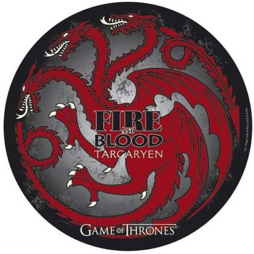 GAME OF THRONES  - Trónok harca - Targaryen egérpad